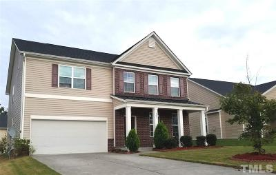 Knightdale Single Family Home For Sale: 607 Hope Valley Road