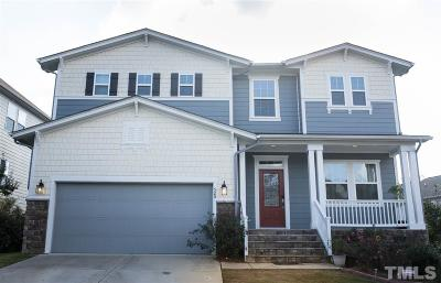 Morrisville Single Family Home For Sale: 528 Pilot Hill Drive