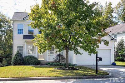 Wake County Single Family Home For Sale: 3021 Sawyers Mill Drive