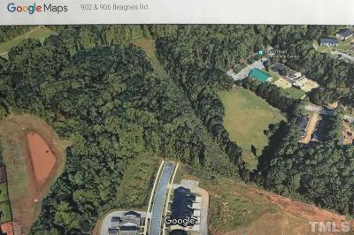 Wake County Residential Lots & Land For Sale: 902 & 906 Ileagnes Road