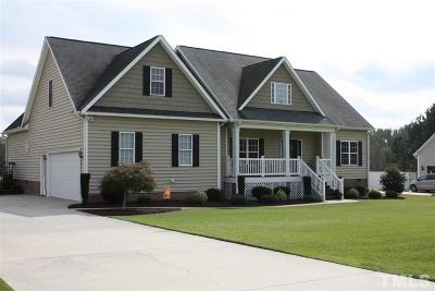 Johnston County Single Family Home For Sale: 165 Heatherstone Court