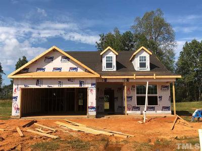 Mebane Single Family Home Pending: 1232 Newton Drive