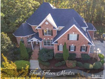 Wake Forest Single Family Home For Sale: 7213 Donneeford Road