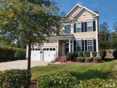 Durham County Single Family Home For Sale: 3 Eastcrest Court