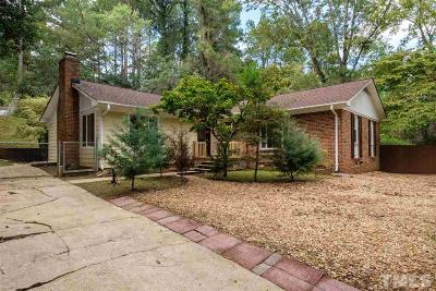 Wake County Single Family Home For Sale: 6005 North Hills Drive