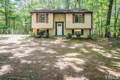 Durham Single Family Home For Sale: 5603 Centennial Drive