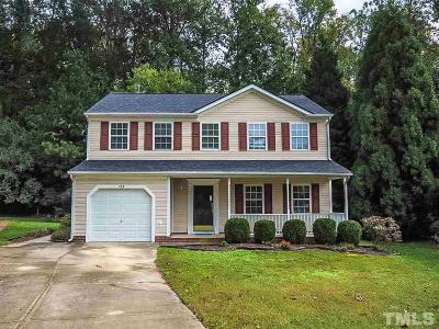 Cary Single Family Home For Sale: 134 Benedum Place