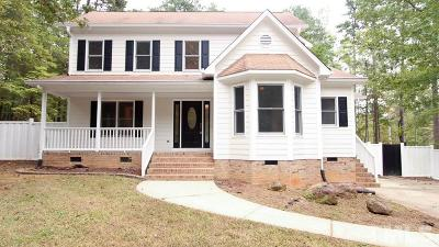 Durham NC Single Family Home For Sale: $279,999