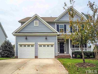 Durham NC Single Family Home For Sale: $395,000