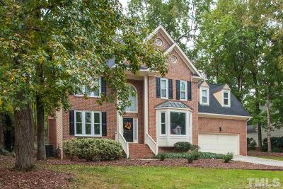 Cary NC Single Family Home For Sale: $415,000