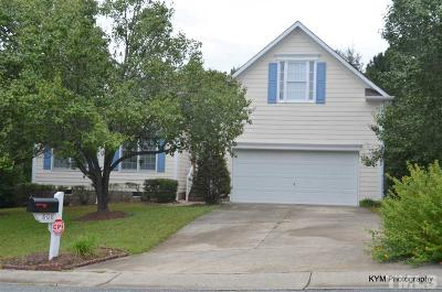 Durham Single Family Home For Sale: 808 Clearview Lane