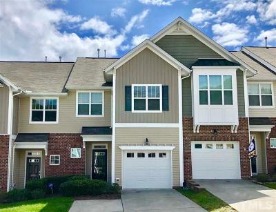 Durham County Townhouse For Sale: 7217 Terregles Drive