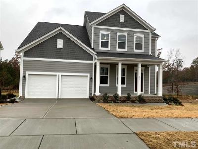 Holly Springs Rental For Rent: 116 Moore Hill Way