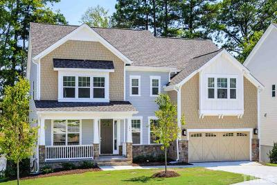 Apex NC Single Family Home For Sale: $529,801
