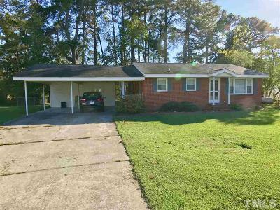 Johnston County Rental For Rent: 201 Pace Street