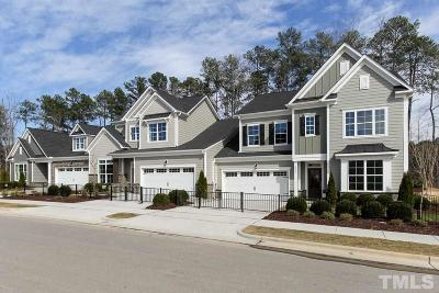 Cary Townhouse For Sale: 4055 Ansley Stream Lane #57