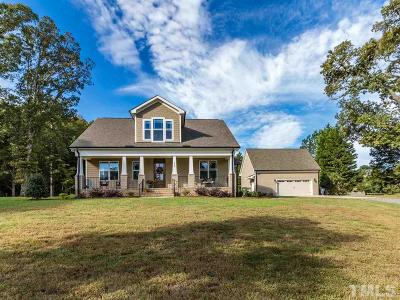 Granville County Single Family Home For Sale: 212 Woodcrest Drive