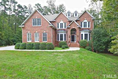 Chapel Hill Single Family Home For Sale: 104 Randolph Court