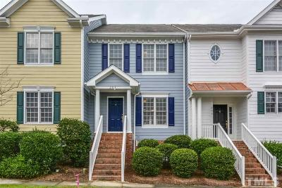 Cary Townhouse Pending: 203 Madison Grove Place
