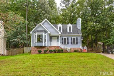 Wake County Single Family Home For Sale: 119 Fishers Creek Court