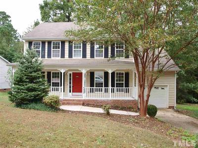Raleigh Single Family Home For Sale: 4809 Bivens Drive