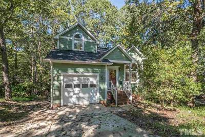 Raleigh Single Family Home For Sale: 5624 Millrace Trail