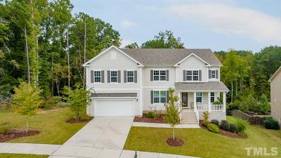 Cary NC Single Family Home For Sale: $550,000