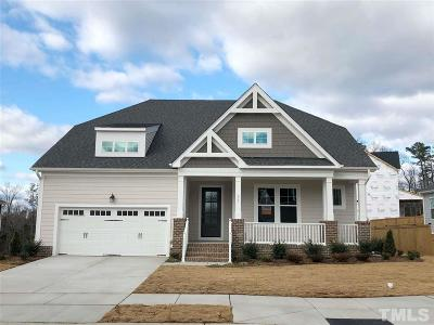 Holly Springs Single Family Home For Sale: 220 Moore Hill Way