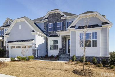Wake Forest Single Family Home For Sale: 2105 White Rocks Road