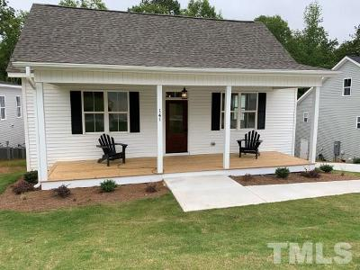 Clayton Single Family Home For Sale: 141 Ashley Woods Court