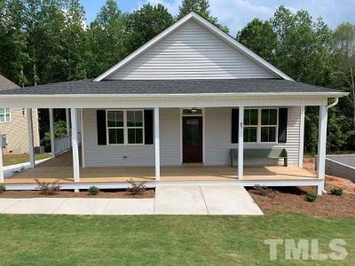 Johnston County Single Family Home For Sale: 85 Ashley Woods Court