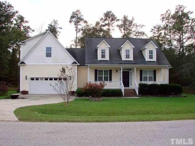 Johnston County Single Family Home For Sale: 122 St Lawrence Way