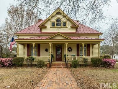 Johnston County Single Family Home For Sale: 310 W Main Street