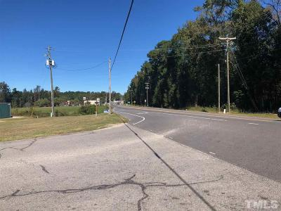 Harnett County Commercial Lots & Land For Sale: S Main Street