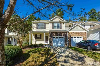 Apex Townhouse For Sale: 147 Jamison Woods Lane