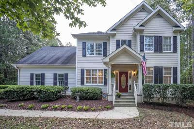 Wake Forest Single Family Home For Sale: 1004 Home Garden Court