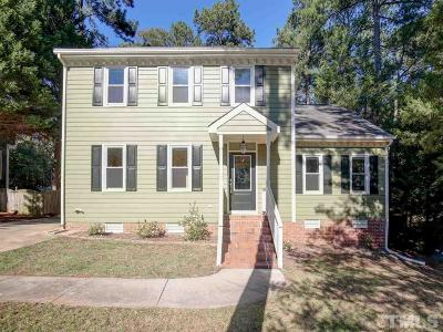 Raleigh Single Family Home For Sale: 7604 Percy Court