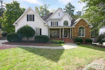 Wake Forest Single Family Home For Sale: 2649 Penfold Lane