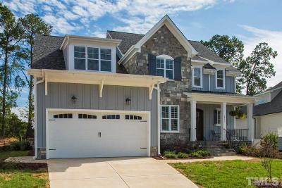 Raleigh Single Family Home For Sale: 2012 Litchfield Downs Lane