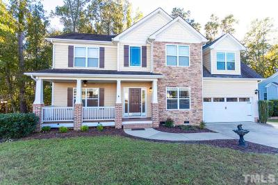 Clayton Single Family Home For Sale: 111 Old York Circle