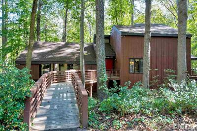 Raleigh Single Family Home For Sale: 7901 Rotterdam Court