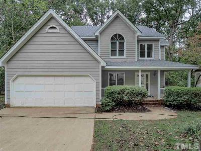 Raleigh Single Family Home For Sale: 5608 Millrace Trail