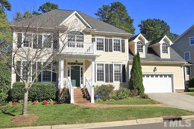 Chapel Hill Single Family Home For Sale: 206 Maywood Way