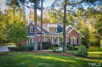 Wake Forest Single Family Home For Sale: 7301 Quercus Court