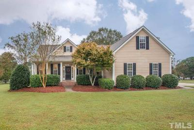 Raleigh Single Family Home For Sale: 1013 Transom Court