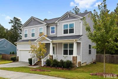 Durham Single Family Home Contingent: 1411 Golden Eagle Drive