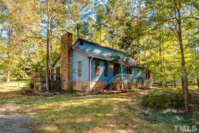 Durham Single Family Home For Sale: 2614 Cedar Creek Drive