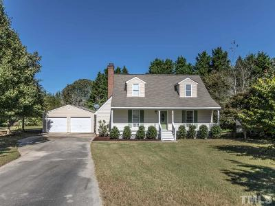 Wake Forest Single Family Home For Sale: 1001 Hornbuckle Court