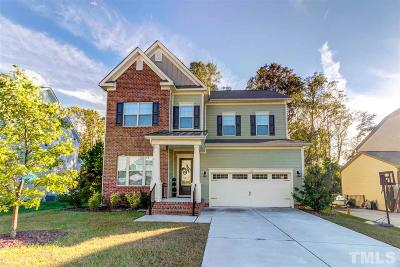 Wake Forest Single Family Home For Sale: 1129 Litchborough Way