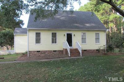Johnston County Single Family Home For Sale: 229 Turnipseed Road